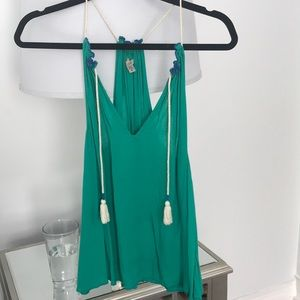 Green urban outfitters top